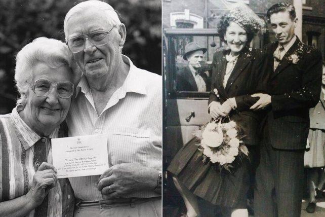 Muoiono lo stesso giorno, dopo aver passato insieme 68 anni…..
