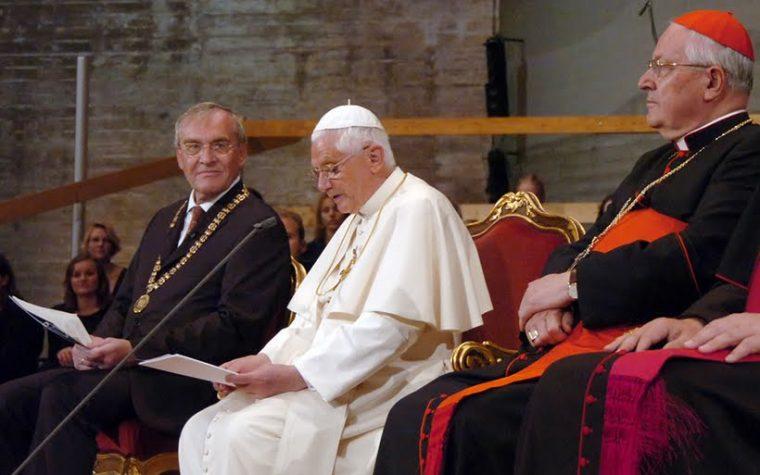 La profetica e disprezzata voce di Benedetto XVI a Ratisbona.