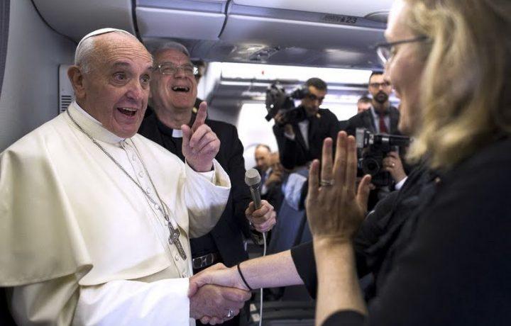 Tutte le risposte di Papa Francesco.