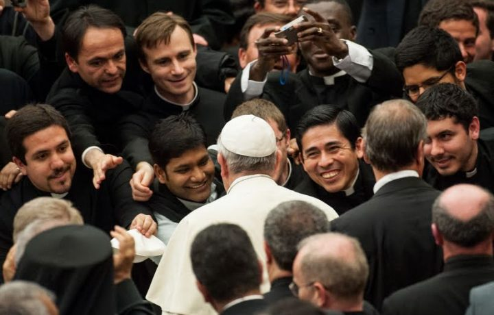 Francesco al clero romano:….
