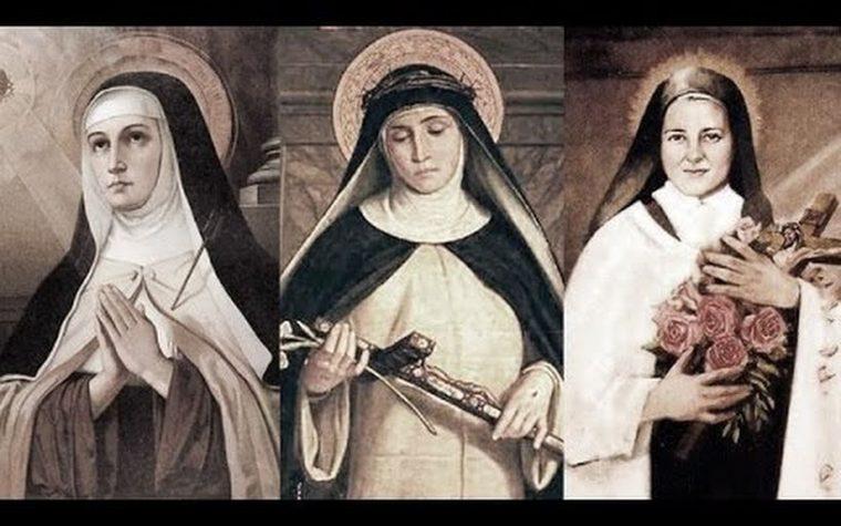 Consigli di 3 grandi sante della Chiesa per voi.