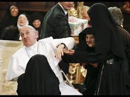 Le monache di Napoli alla Littizzetto «Non siamo represse».