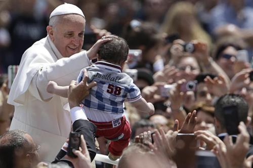 «Il grido dei bambini sale a Dio».