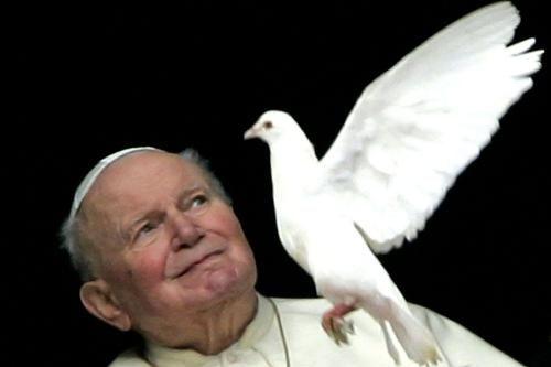 Giovanni Paolo II, Papa nel cuore della storia.