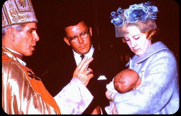 """""""I cinque modi in cui cadiamo"""" del vescovo Fulton Sheen."""