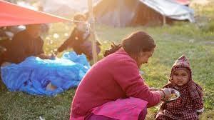 """Nepal, il dramma di madri e bimbi """"deportati""""."""