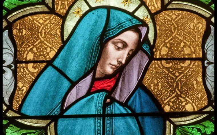La Madonna vista dalle sette sataniche……