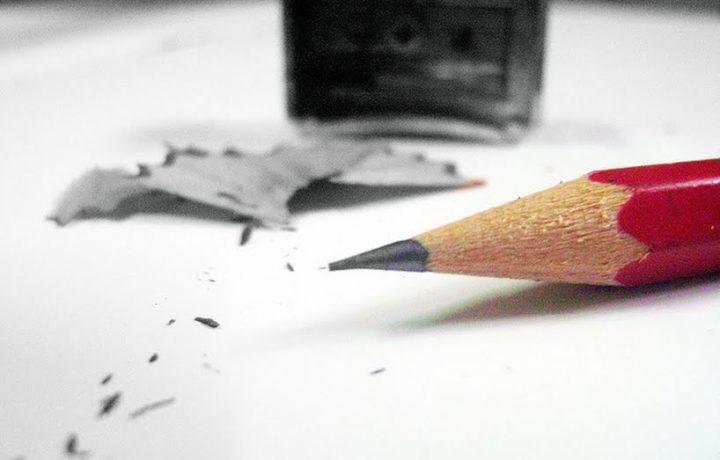 Le 5 lezioni di vita che ci può dare una matita.