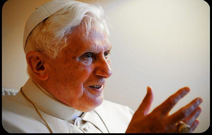 Quando papa Benedetto XVI condannò la teoria del gender.