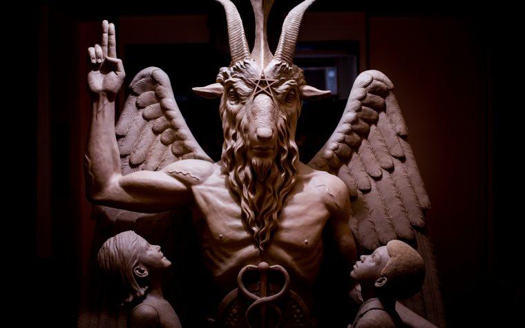«Ave Satana».