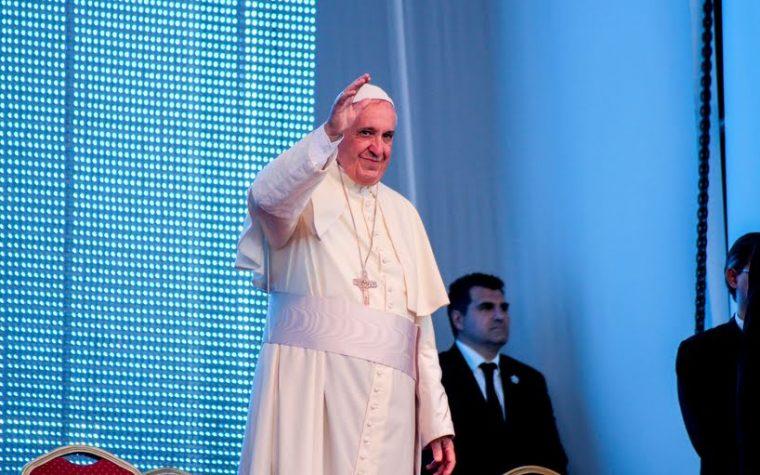 Le Beatitudini di papa Francesco.