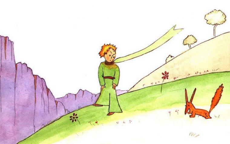 Il Piccolo Principe commentato con la Bibbia.