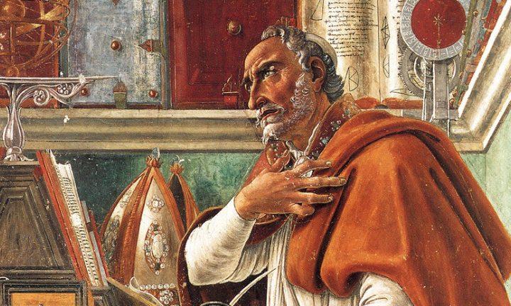 """""""Ama e fa' ciò che vuoi""""….il messaggio di Sant'Agostino al Sinodo sulla famiglia."""