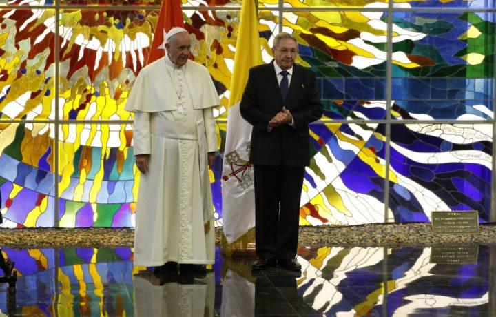 Le immagini più belle del Papa a Cuba.