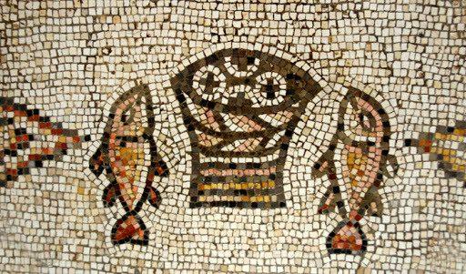 Callisto e l'arca di Noè.