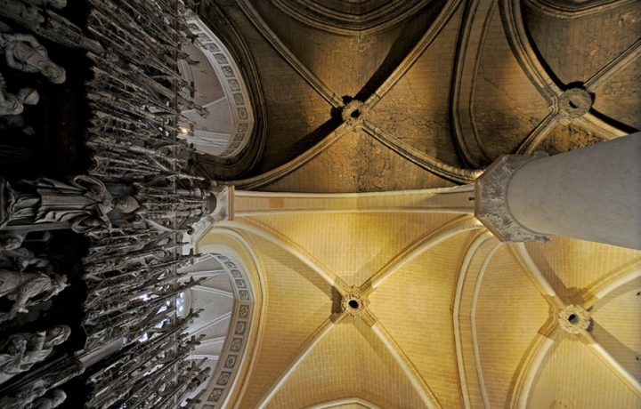 La cattedrale di Chartres…..