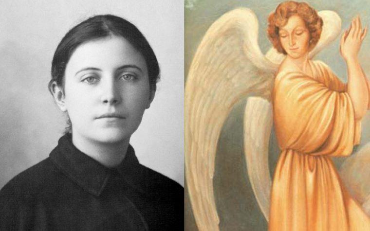 Le conversazioni tra Santa Gemma Galgani e il suo angelo custode.