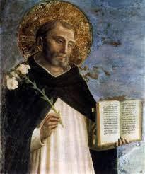San Domenico pregava in 9 modi diversi.