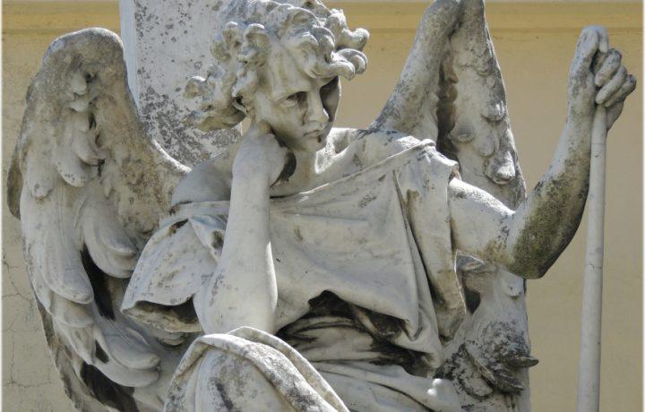 Cosa fa il nostro angelo custode dopo la nostra morte?