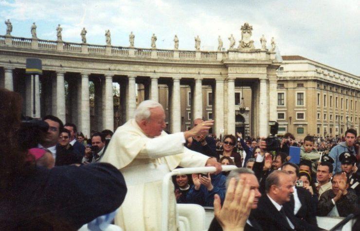 Quel legame tra San Giovanni Paolo II e la Divina Misericordia