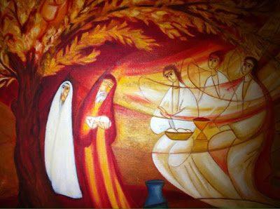 La Trinità nell'Antico Testamento