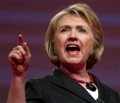 Hillary e le donne