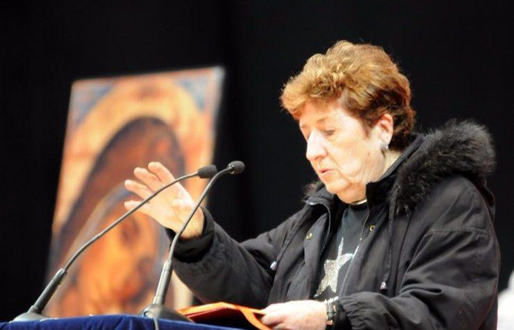Carmen e quel pane spezzato con i poveri nelle baracche di Madrid