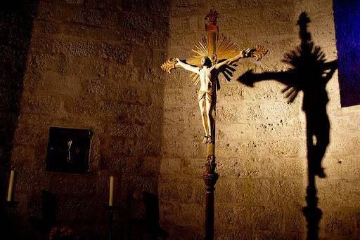 Lettera di Gesù a te: dalla mia croce alla tua solitudine