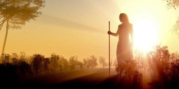 Dal deserto alla montagna: quando Gesù si è riempito di luce