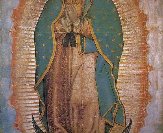 L'incorruttibilità del manto di Guadalupe