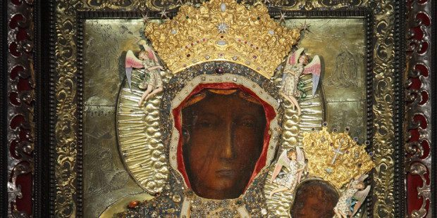 Perché la Madonna di Jasna Góra ha delle cicatrici sul volto?